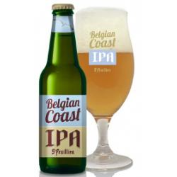 BELGIAN COAST IPA 33CL 5.5%