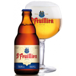 ST FEUILLIEN TRIPLE 33CL 8.5%