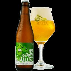 GREEN KILLER IPA 33CL 6.5%